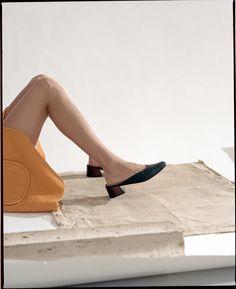 Mari Giudicelli shoes. I'm in love