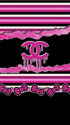 6e4910fc79b A Little Glam Go Launcher theme. Ashley Smith · Designer Logos · Wallpaper  Chanel Wallpapers ...