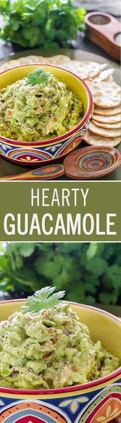 Simple and delicious home-made guacamole, very refreshing and perfect side for any meal. You can also serve it as an appetizer or simply as a salad.