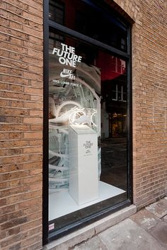Nike AF1 Lunar Size? Neal Street London on Behance