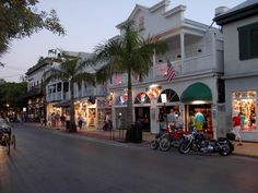 Duvall Street, Key West What a hoppin' place! Florida Vacation, Florida Travel, Vacation Places, Vacation Spots, Places To Travel, Dream Vacations, Key West Florida, Florida Keys, Fl Keys