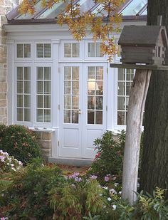 1000 images about house ideas breezeways on pinterest for Conservatory doors exterior