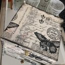 Shabby altered box- pic only no longer link- looks like Tim Holtz tissue papers and embellishments Cigar Box Art, Cigar Box Crafts, Decoupage Box, Decoupage Vintage, Shabby Chic Boxes, Altered Cigar Boxes, Deco Champetre, Pretty Box, Painted Boxes