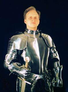 ate 16th century composite Armour.    Extrapolated form  Italian, German and English  Harnesses.  Mild Steel.