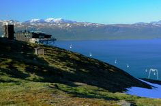 #Abisko Mountain Station #Kiruna, #SwedishLapland - http://www.nordicmarketing.de/abisko-mountain-station/