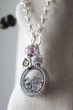 Would u like to create a necklace that describes u best? Go to www.finleygirls.origamiowl.com to make the living locket of your dreams!