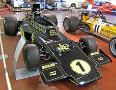 1970s - formula one - John Player Special