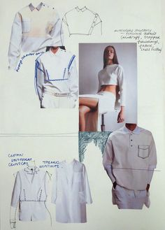 fashion sketchbook - designing a fashion collection, fashion design drawings