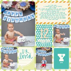 Jase's Baby Scrapbook – Completed! | Krista Lund Photography San Francisco Bay Area Newborn, Maternity, Child and Family Photographer