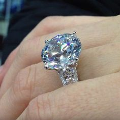 Rose Cut Pear Ring 1.49 Ct Near White Moissanite Engagement 925 Sterling Silver