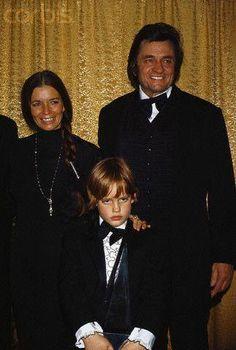 Johnny, June and John Carter