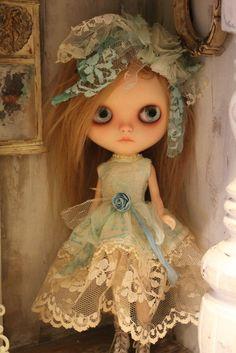 Blythe Dress by cooperdolls on Etsy