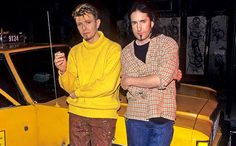 """Trent Reznor shared a tribute to David Bowie in Rolling Stone Tuesday, and in his remembrance the musician recalls how the late star, who died Jan. 10, influenced him. """"His music really helped me relate to myself and figure out who I was,"""" the Nine Inch Nails frontman recalls."""