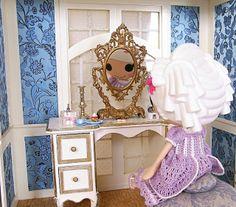 Lady Lavender (Suzette La Sweet) by biscuitbear, via Flickr #Lalaloopsy