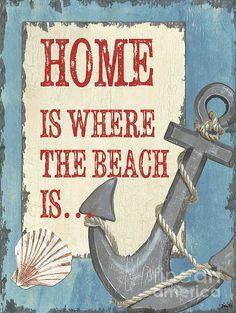 Beach Time 2 by Debbie DeWitt