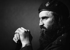Вячеслав Ярцев, КГБ, подразделение Альфа 1980-1991гг. Брал участие в нескольких секретных операциях в Афганистане. Имеет высшее образование в семинарии, выпускник университета Святого Тихона.
