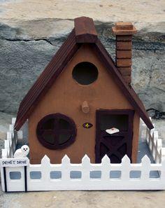 Fandom Bird Houses!