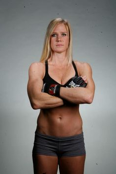 Holly Holm - repined by http://mmastop.com/ #MMAStop