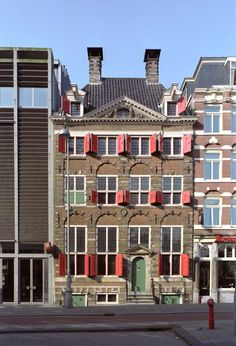 #RembrandtHouse Rembrandt museum, Amsterdam