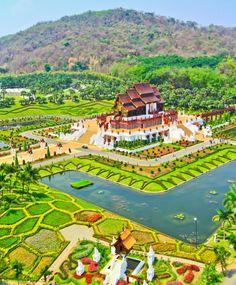 Horkumluang in Chiang Mai Province Thailand http://viaggi.asiatica.com/