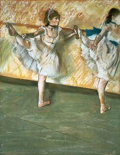 scienceatscene: Degas - Dancers