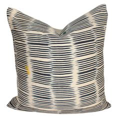 Vintage African Mud Cloth Pillow – sKout