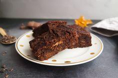 Gesunde Avocado Brownies – glutenfrei & vegan - Healthy Lena
