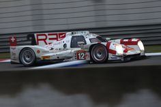 Nicolas Prost / Mathias Beche  Rebellion Racing Rebellion R1 AER