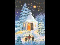 [carol] O come all ye faithful, The first Noel the angel did say - [캐롤] ...
