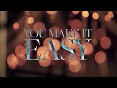 Jason Aldean - You Make It Easy (Lyric Video) - YouTube