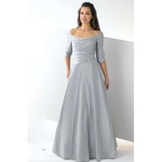 I like this style of bridesmaid dress, different colour though