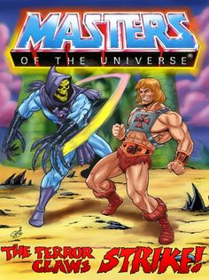 The Surprisingly Awesome Comics History of 'Masters Of The Universe' Marvel Comics Art, A Comics, Hee Man, Framed Art Prints, Poster Prints, Graphic Novel Art, Cult, She Ra Princess Of Power, Universe Art