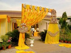 Great entrance for Indian Wedding