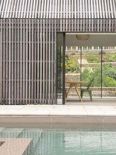 Michaelis Boyd Associates: Gloucestershire pool house