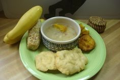 Cherokee Corn Chowder, Chippewa Bannock, etc.  With recipes!