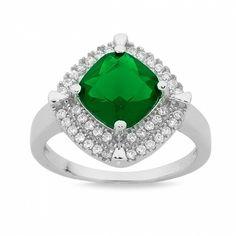 Sterling Silver Ring  #autumn #autumnfashion #fashion #green