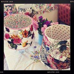 Sarah Moore - lovely vintage florals!