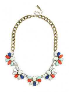 Jewel Chanteuse Collar-Opal Necklace | BaubleBar