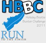 Holiday Bootie Buster Challenge - let's run!