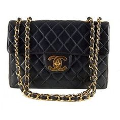 Classic quilted Chanel bag