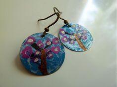 Sakura by Martinuska - SAShE.sk - Handmade Náušnice