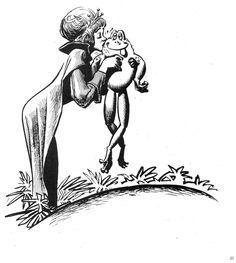 The Frog Prince by Richard Corben Prince, Art, Vintage Magazines, Art Background, Kunst, Performing Arts, Art Education Resources, Artworks