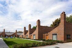 Elderly housing, Patel Taylor, Barking & Dagenham