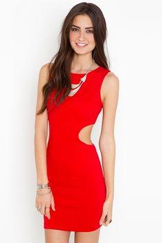 Commotion Dress #nastygal