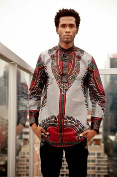 I came across this label when looking for jackets and coats. Toure Designs was founded by Alhassan Toure. His parents are from Mali, he grew up in Ghana and now resides in NYC. His designs are inspired by American Hip Hop culture as well as his heritage. I really like his menswear as the coats... [Read more]