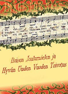 for sale finnish christmas wishes