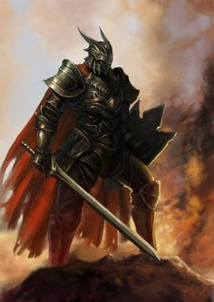 4E - Death Before Dishonor: A Knight's Guide (By