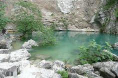 Résurgence Fontaine-de-Vaucluse