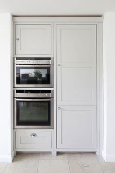 Kitchen renovation | double oven | floor to ceiling kitchen storage