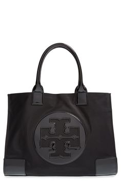 Tory Burch Tory Burch 'Ella' Nylon Tote available at #Nordstrom
